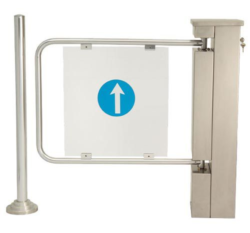 VIP With Wide Arm, Turnstile Systems, VIP Swing Gates