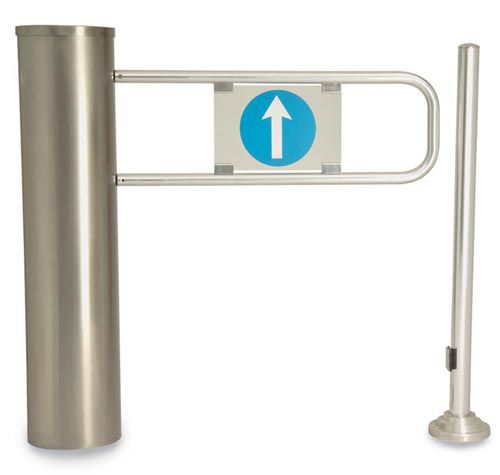 Cylindiral VIP, Turnstile Systems, VIP Swing Gates