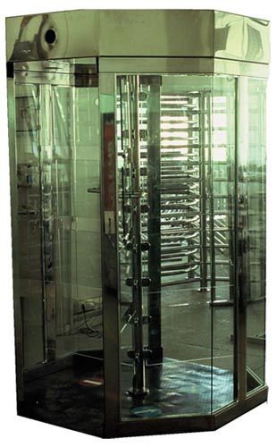 Full Height Glasses, Turnstile Systems, Full Height Turnstiles