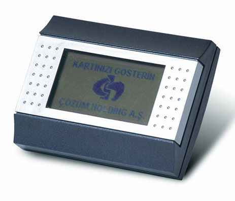 Multitag Reader, Access Control Equipments, Card Readers