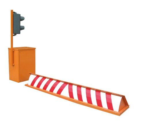 Road Blocker (Hydraulic), High Security Products, High Security Products